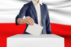 Voting. Royalty Free Stock Photos