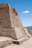 Votiva pyramid, La Quemada (Mexico) Stock Photos