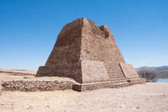 votiva quemada пирамидки Мексики la Стоковые Фото