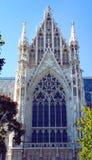 Votive детали церков, вена Стоковые Изображения RF