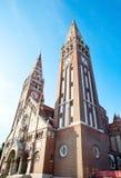 Votive Church of Szeged Stock Image
