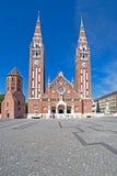 Votive church in Szeged, Hungary 3 Stock Photography