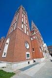 Votive church in Szeged, Hungary 1 Stock Photos