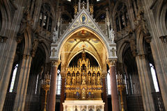 Votive Church, Vienna Royalty Free Stock Image