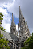 Votive Church in Vienna Royalty Free Stock Photo