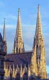 Votive Church, Vienna Stock Image