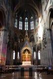 Votive Church (Votivkirche) Stock Photography