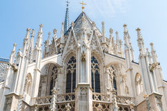 Votive Church (Votivkirche) In Vienna Royalty Free Stock Photos