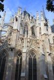Votive kyrka, Wien, Österrike Fotografering för Bildbyråer