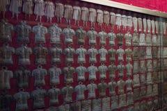 votives de prata, N?poles imagens de stock royalty free
