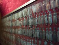 votives de prata, N?poles fotos de stock royalty free