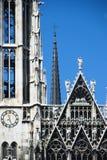 Votivkirche Imagem de Stock Royalty Free