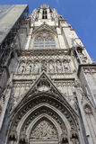 Votivkirche - Neo-Gothic church (Vienna/Austria) Royalty Free Stock Photo
