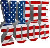 Voto 2008 libre illustration