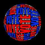 Voto Immagine Stock