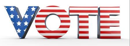 Voto Imagens de Stock