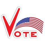 Voto para EUA Fotos de Stock