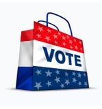 Votos de compra y corrupción política Fotos de archivo libres de regalías