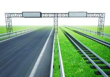 Votre choix de transport écologique Image stock