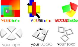 Votre compagnie Image libre de droits