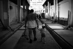 Votre famille est votre valeur photographie stock