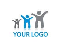 Votre logo illustration stock