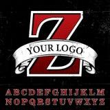 Votre Logo Poster Photo libre de droits