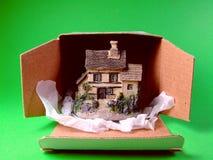 Votre maison neuve Photographie stock libre de droits