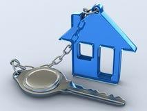 Votre maison rêveuse Images libres de droits