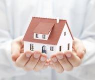 Votre nouvelle maison images stock