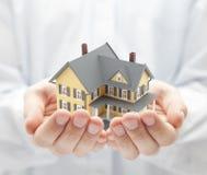 Votre nouvelle maison image libre de droits