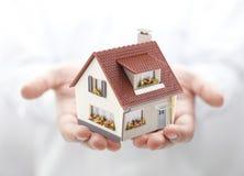 Votre nouvelle maison photo libre de droits