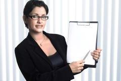 Votre secrétaire Photos stock