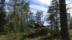 Vottovaara Karelia - fotografia royalty free