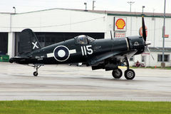 Vought Corsair Royalty Free Stock Image