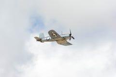 Vought F4U-1海盗 库存照片