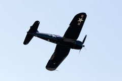 Vought F4U 4 Corsair Zdjęcia Royalty Free