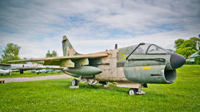Vought A-7P Corsair II Royalty Free Stock Images