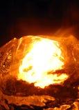 voulcane льда Стоковая Фотография RF
