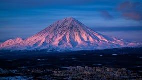 Voulcano Obraz Royalty Free