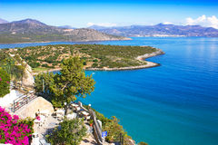 Voulisma beach Stock Photography