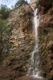 Vouraikos gorge, Peloponnese, Greece Stock Photos