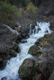 Vouraikos gorge, Peloponnese, Greece Royalty Free Stock Photo