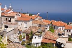 Vourliotes on Samos Stock Photo