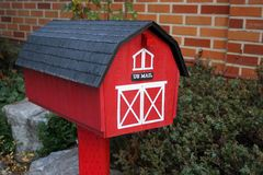 Vous avez le courrier Image stock