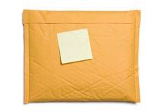 Vous avez un courrier Image stock