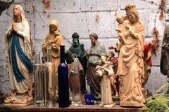 Vous pouvez trouver des magasins d'antiquités dans le Néerlandais Limbourg, Pays-Bas image stock