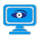 Vous regarder Image libre de droits
