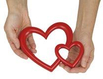 Vous serez mon Valentine et remplirez trou à mon coeur Photo stock