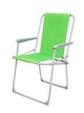 Vouwbare stoel Stock Afbeeldingen
